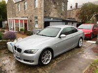 BMW, 3 SERIES, Convertible, 2007, Semi-Auto, 1995 (cc), 2 doors