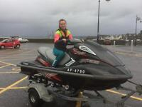 Yamaha FX SHO Jet Ski package only 32hrs