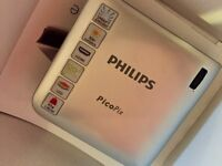 """Philips PicoPix LED 120"""" Pocket Projector PPX4010 *USED ONLY TWICE, GOOD AS NEW*"""