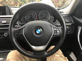 BMW F30 steering wheel ,complete