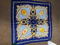 Versace headscarf 100% authentic