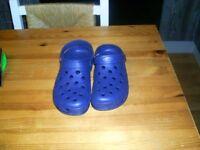 Mens crocs, poolside sandals