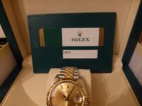 Rolex Datejust 126333 New 41MM Model Steel and 18 Carat yellow solid Gold , New design Model