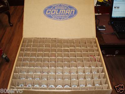 Barber Colman Dc Motor High Speed 6500 Rpm  Lot Of 100