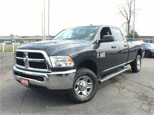 2015 Ram 2500 SLT**6.7L CUMMINS DIESEL**8FT BOX**REMOTE START**S