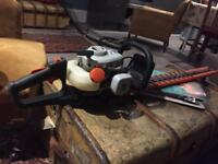 Petrol Echo Hedge Cutter trimmer HC-1600