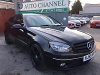 Mercedes-Benz Clc Class 1.8 CLC180 Kompressor Sport 2dr£4,495 p/x welcome FREE WARRANTY. NEW MOT