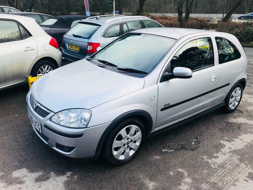 Vauxhall Corsa 1.2 sxi twinport 2006 low mileage