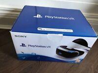 PlayStation VR (PSVR) INCLUDING Camera