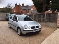 VOLKSWAGEN POLO 1.2 TWIST, FULLY SERVICED, DRIVES VERY WELL, IDEAL FIRST CAR, LOW INSURANCE GROUP
