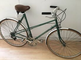 Bromwich retro hybrid bike
