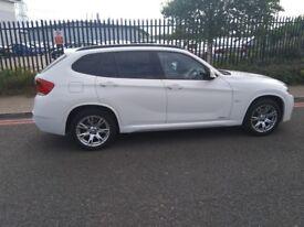 BMW X1 S DRIVE 2.0D M SPORT