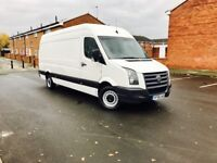 Vw Crafter Cr35tdi 2.5 diesel comes with 6 months warranty and full history service Hpi full report
