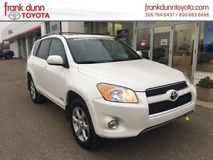 2012 Toyota RAV4 4WD 4dr I4 Limited***PST PAID***