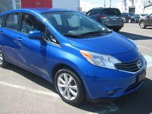 2014 Nissan Versa Note 1.6 SL | Transferable Warranty