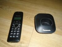 Panasonic KX-TG1611E Digital Cordless Home Landline Phone
