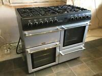 Belling Countrychef Dual Fuel Range Cooker