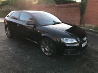 Audi A3 Black Edition Facelift Sline Immaculate Condition