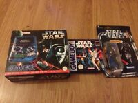 Extremely rare starwars original gameboy pack 1 of 20 made! 1989 Nintendo one off ultra rare