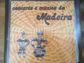 *Rare* Portuguese Folk from Madeira 2xLP