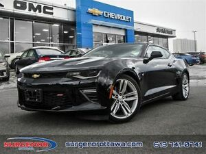 2017 Chevrolet Camaro Coupe 2SS  - Certified - Low Mileage