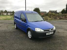 Vauxhall Combo van superb condition long mot side loading door any trial welcome
