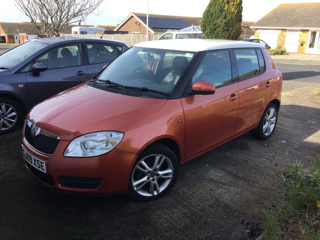 skoda fabia 1 2 htp 12v 2 5dr 2009 in cliftonville kent gumtree. Black Bedroom Furniture Sets. Home Design Ideas