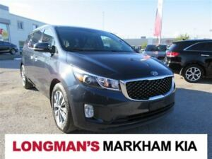 2016 Kia Sedona SX+ Leather Power Doors Blis