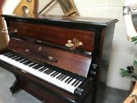 Stunning 1901 Rud Ibach Sohn Upright Piano - CAN DELIVER