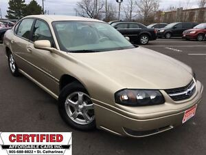 2004 Chevrolet Impala LS ** HTD LEATH, CRUISE, DUAL CLIMATE **