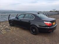BMW 520d e60 215bhp remapped