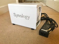Synology DS212j DiskStation - 2 Bay NAS Server