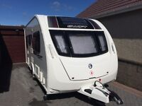 2 berth Swift Challenger Sport 442