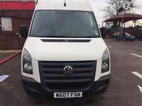 2007 VOLKSWAGEN CRAFTER MWB ONLY £4295 NO VAT !!!
