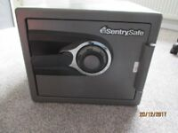SentrySafe combination fireproof safe