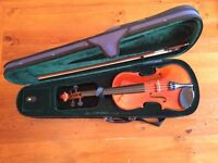 3/4 Almost Brand New Violin