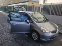 HONDA JAZZ 2008, LOW MILEAGE, 2 KEYS WITH GOOD DRIVING CONDITION