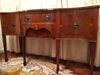 Beautiful sideboard. Needs attention. Ideal project.