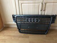 09 -12 B8 Audi A4 grill