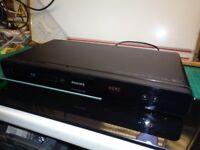 Philips BDP3000/05 Blu-Ray Player & Remote Control