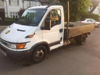 2003 iveco daily tipper 2.3 diesel
