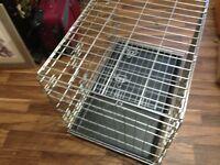 Pet Cage Foldable Medium