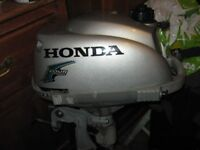 Honda 2HP Air Cooled Outboard Engine