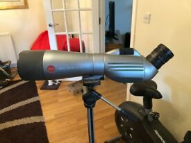 Leica apo televid 77 telescope