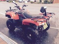 Quadzilla RS 700, 4WD switchable, mot, 1 private owner
