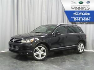 2014 Volkswagen Touareg Execline *AVAILABLE ONLY UNTIL DECEMBER