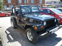 JEEP WRANGLER 2.5 Sport (black) 1997