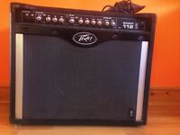 Peavey BANDIT 112 Transtube Series Guitar Amp (pedal included) - £190 ONO