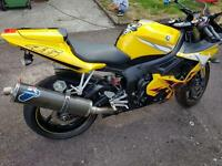 Yamaha r6 46 Rossi special edition 2006
