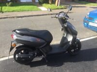 Peugeot kisbee Rs 50cc moped 2300miles only